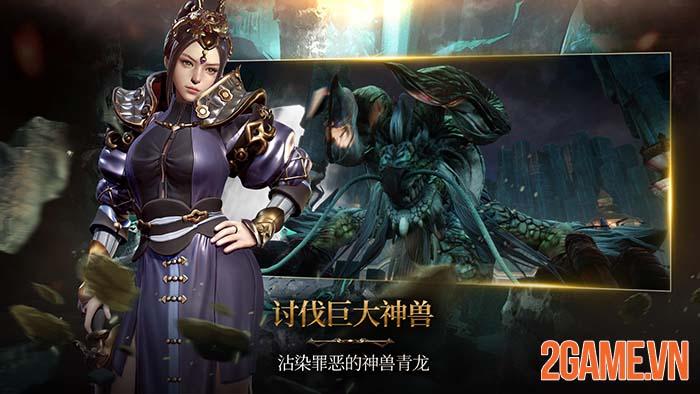 Blades of Three Kingdoms - Game nhập vai Tam Quốc đỉnh cao Hàn Quốc 3