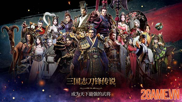 Blades of Three Kingdoms - Game nhập vai Tam Quốc đỉnh cao Hàn Quốc 0