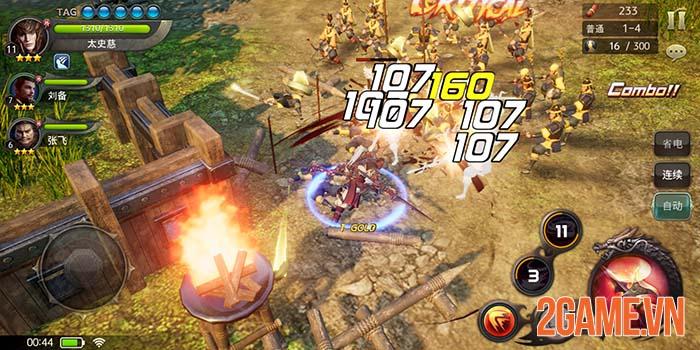 Blades of Three Kingdoms - Game nhập vai Tam Quốc đỉnh cao Hàn Quốc 2