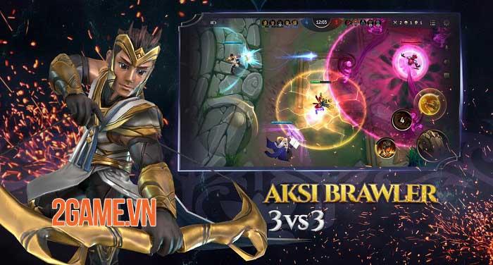 Battle of Satria Dewa - Game MOBA 3v3 với những trận chiến sinh tử ly kỳ 0