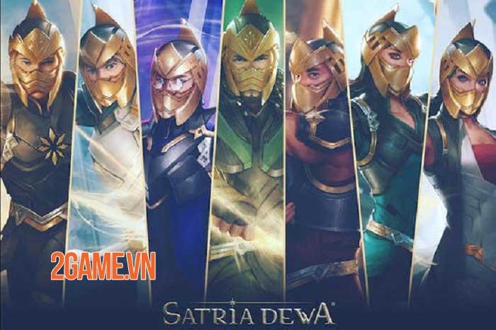Battle of Satria Dewa - Game MOBA 3v3 với những trận chiến sinh tử ly kỳ 2
