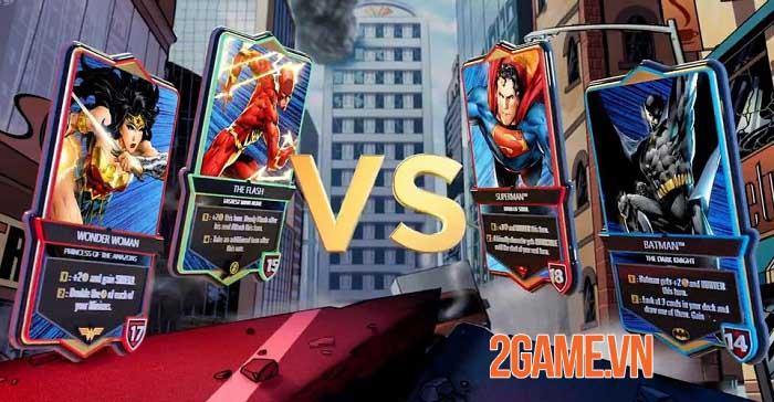 DC Dual Force - Game thẻ bài chiến thuật dễ học và khó thành thạo 0