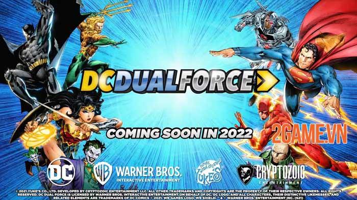 DC Dual Force - Game thẻ bài chiến thuật dễ học và khó thành thạo 2