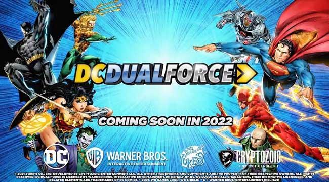 DC Dual Force – Game thẻ bài chiến thuật dễ học và khó thành thạo