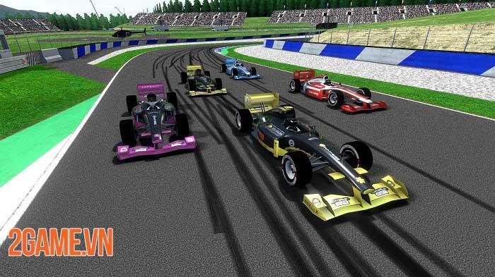 Racing Xperience - Thách thức bạn bè trong các cuộc đua xe 8 người chơi 2