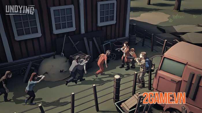 Undying - Chạy đua với thời gian trong thế giới zombie hậu khải huyền 3