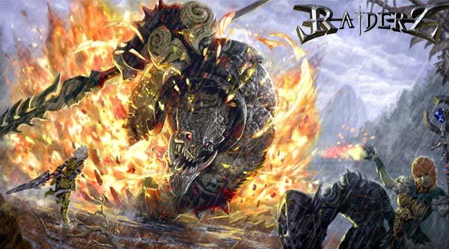 RaiderZ Mobile – Game săn quái vật hoành tráng trên PC chuẩn bị hồi sinh