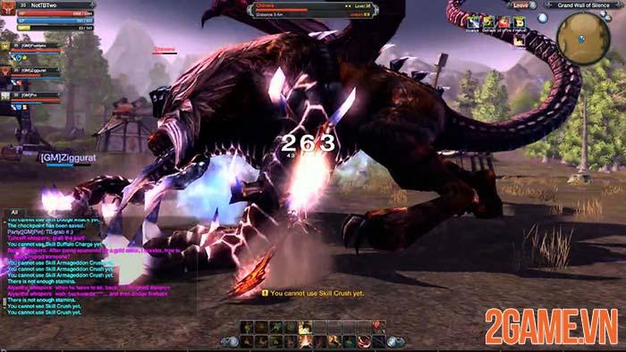 RaiderZ Mobile - Game săn quái vật hoành tráng trên PC chuẩn bị hồi sinh 1