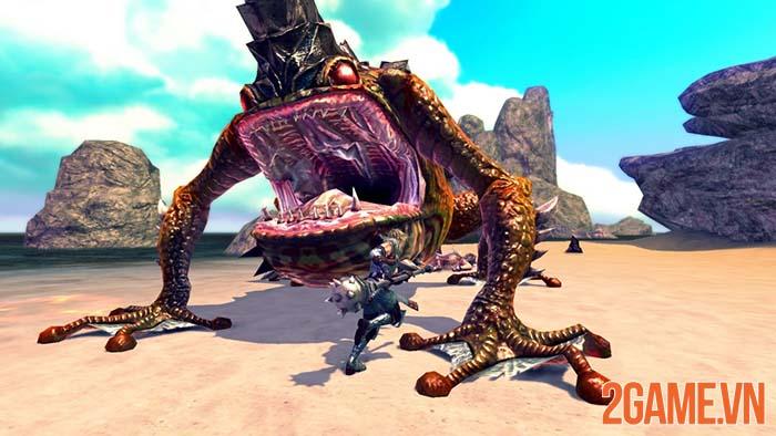 RaiderZ Mobile - Game săn quái vật hoành tráng trên PC chuẩn bị hồi sinh 3
