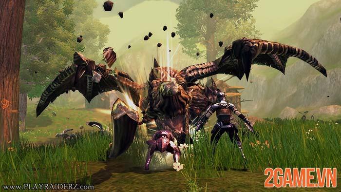 RaiderZ Mobile - Game săn quái vật hoành tráng trên PC chuẩn bị hồi sinh 0