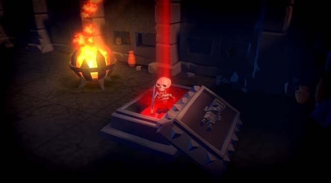 Skeletal Avenger – Hành trình trả thù và tái sinh của bộ xương khô