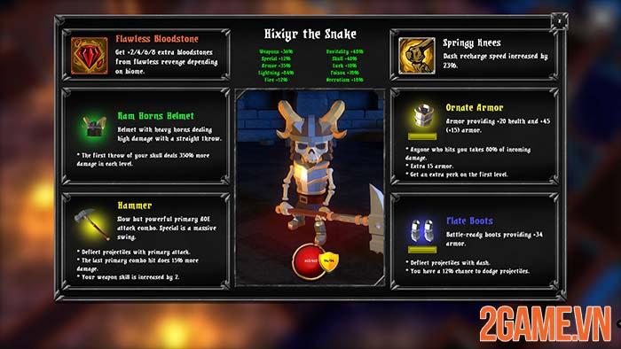 Skeletal Avenger - Hành trình trả thù và tái sinh của bộ xương khô 1