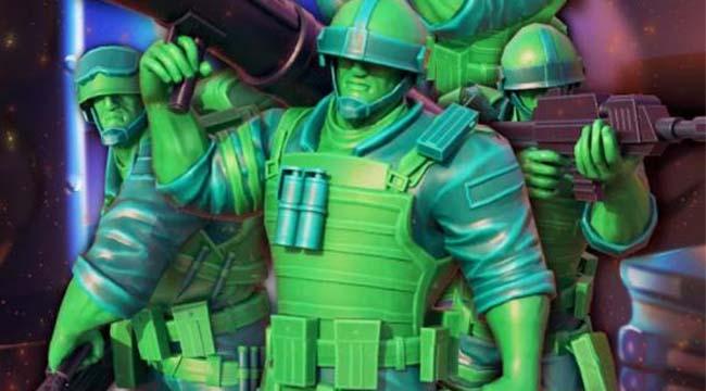 Toy Corps – Câu chuyện đồ chơi dưới góc nhìn những chú lính xanh