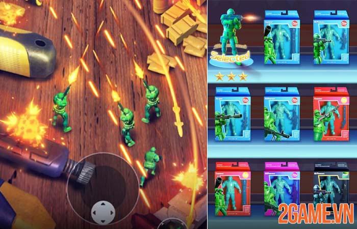 Toy Corps - Câu chuyện đồ chơi dưới góc nhìn những chú lính xanh 1