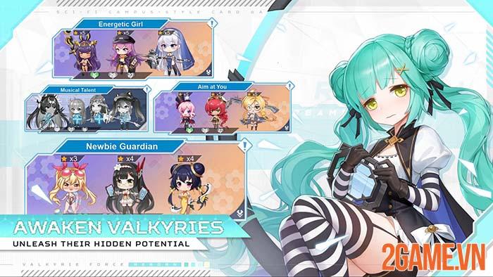Valkyrie Force: Reborn - Game nhập vai 2D đậm chất Nhật Bản 3