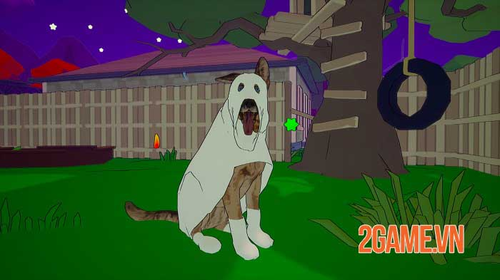 Howloween Hero - Cuộc phiêu lưu đáng yêu của chú chó săn kẹo 0