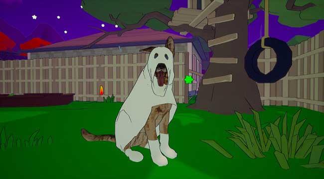 Howloween Hero – Cuộc phiêu lưu đáng yêu của chú chó săn kẹo