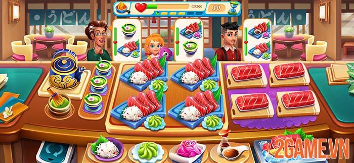 Cooking Kawaii - Trải nghiệm mỹ thực dưới góc nhìn của game thủ mobile 2