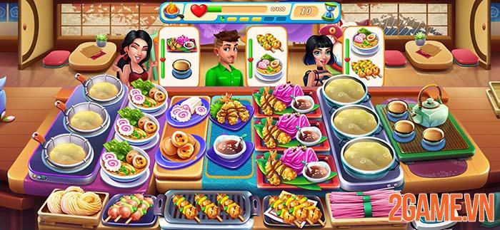 Cooking Kawaii - Trải nghiệm mỹ thực dưới góc nhìn của game thủ mobile 1