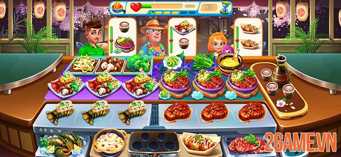Cooking Kawaii - Trải nghiệm mỹ thực dưới góc nhìn của game thủ mobile 3