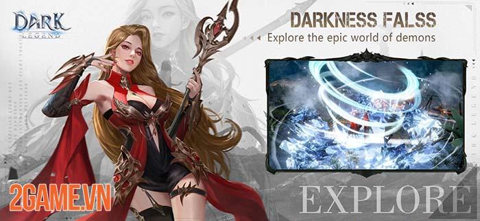 Dark Legend -Dark Fantasy hoành tráng với đề tài thần thoại Bắc Âu 0