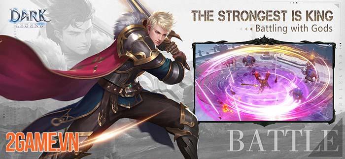 Dark Legend -Dark Fantasy hoành tráng với đề tài thần thoại Bắc Âu 2