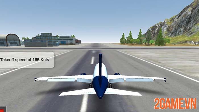 Jumbo Jet Flight Simulator - Trải nghiệm kiến thức hàng không qua game 0