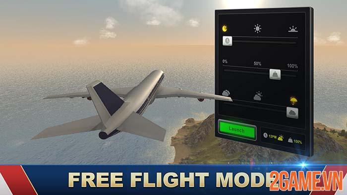 Jumbo Jet Flight Simulator - Trải nghiệm kiến thức hàng không qua game 2