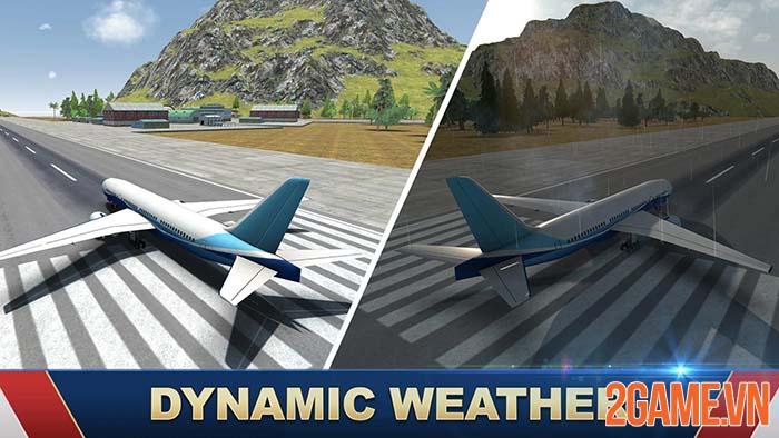 Jumbo Jet Flight Simulator - Trải nghiệm kiến thức hàng không qua game 4