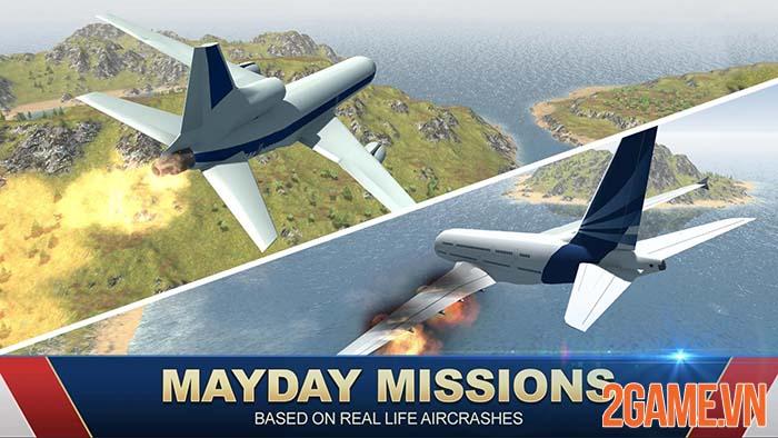 Jumbo Jet Flight Simulator - Trải nghiệm kiến thức hàng không qua game 5