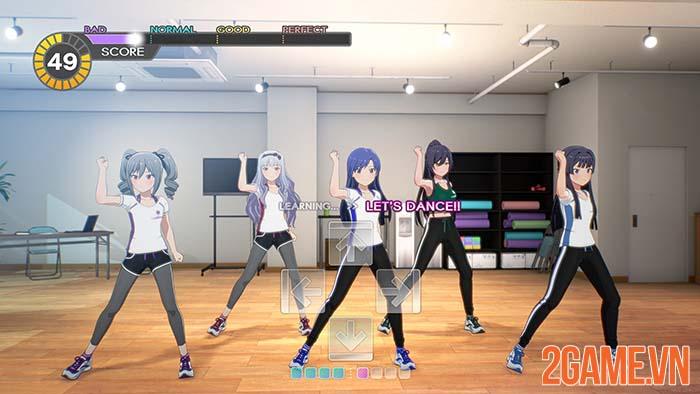 The Idolm@ster Starlit Season - Game đào tạo Idol với đồ họa cực đỉnh 1