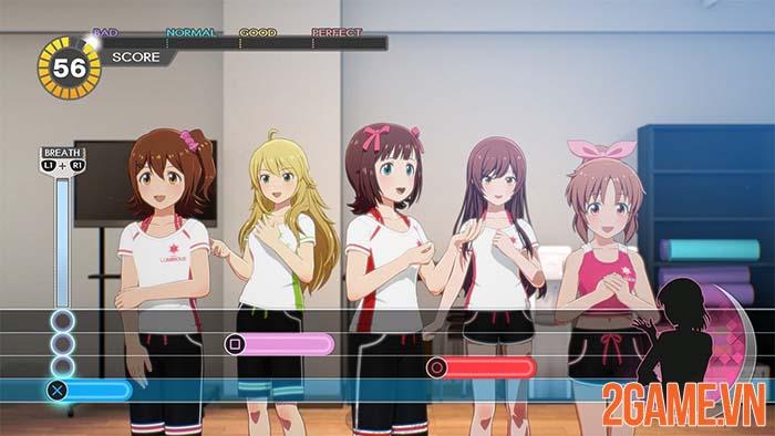 The Idolm@ster Starlit Season - Game đào tạo Idol với đồ họa cực đỉnh 2
