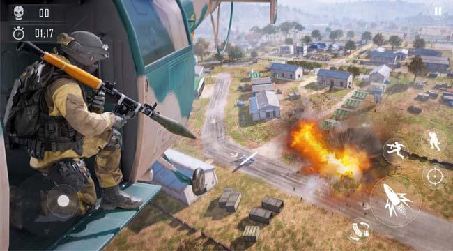 War Strike – Trải nghiệm chiến trường đích thực dành cho game thủ mobile