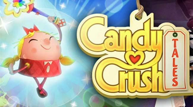 Candy Crush Tales – Phiên bản kế thừa đầy hứa hẹn với game thủ mobile