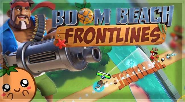 Boom Beach: Frontlines tập trung vào lối chơi chiến thuật và đồng đội