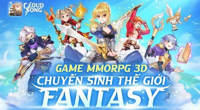 Mừng 20/10 Cloud Song VNG tặng quà cho toàn bộ game thủ bất kể nam nữ