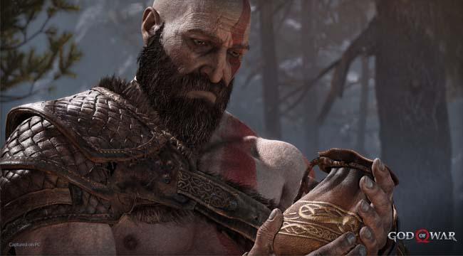 God of War – Bom tấn khủng nhất của Sony chính thức đặt chân lên PC