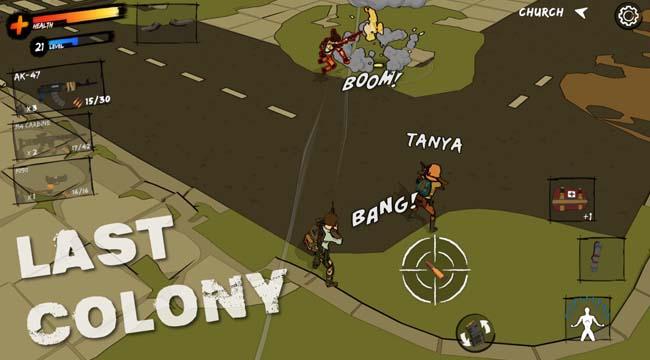 Last Colony – Góc nhìn thú vị về sinh tồn dành cho game thủ mobile