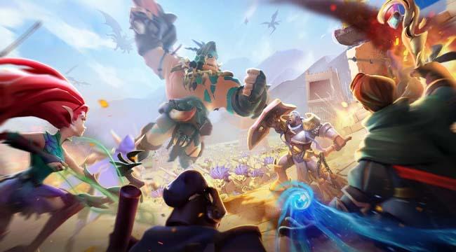 World of Dragons – Game chiến thuật thần thoại với thế giới đa sắc tộc