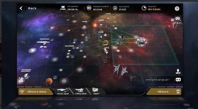 Amg2 – Game chiến thuật MMO lấy bối cảnh khoa học viễn tưởng khải huyền