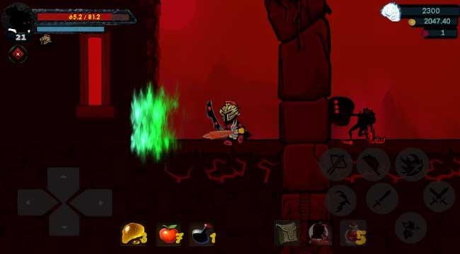 Amnesic Spirits – Game nhập vai chặt chém 2D cho fan thể loại Souls-like