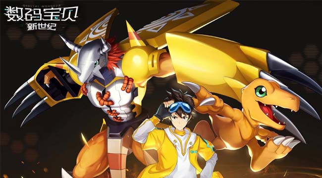Digimon: New Generation – Thế giới thú ảo hoành tráng trên mobile