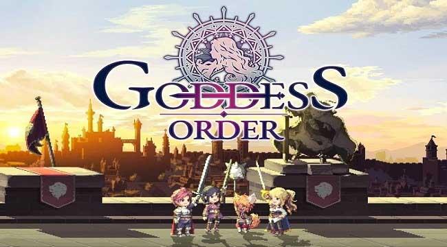 Goddess Order – Game nhập vai hành động màn hình ngang thú vị