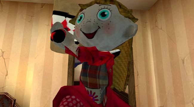 Scary Doll: Horror in the House – Sinh tồn cùng búp bê quỷ ám