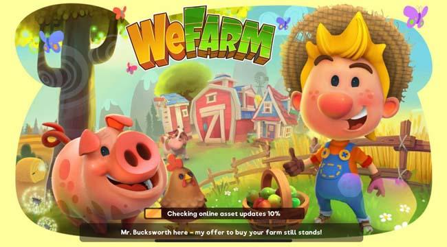 WeFarm – Game nông trại kết nối cộng đồng màu mỡ trên mobile