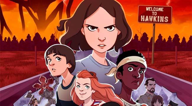 Stranger Things: Puzzle Tales – Game giải đố lấy cảm hứng từ phim Netflix