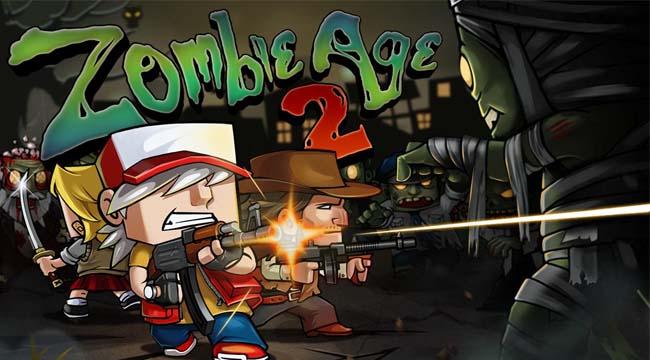 Zombie Age 2 Premium: Shooter – Game giải trí vui vẻ cùng đàn zombie