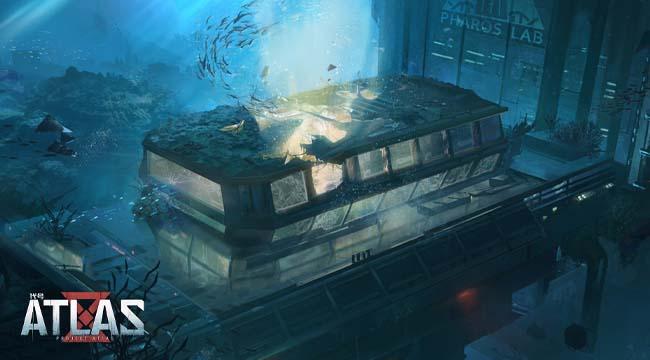 Project: ATLAS – Lôi cuốn với thế giới mở sinh tồn như thơ của NetEase