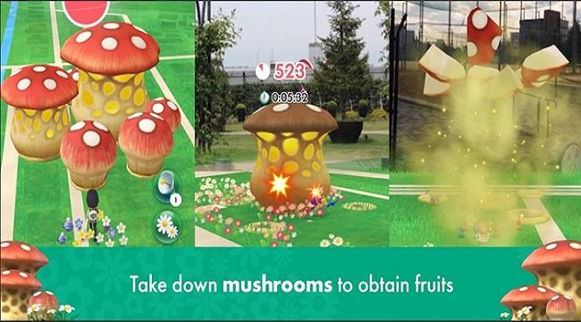 Pikmin Bloom sẽ khiến bạn thêm yêu thích việc đi bộ mỗi ngày
