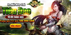 Tặng 310 giftcode game Võ Lâm Ngũ Tuyệt